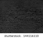 Brick Wall Background  Close Up