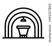 Coal Extract Tunnel Icon....