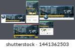 social media cover header... | Shutterstock .eps vector #1441362503
