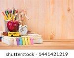 education  back to school...   Shutterstock . vector #1441421219