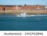 Portsmouth  Hampshire  Uk July...