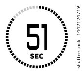 the 51 second countdown timer...