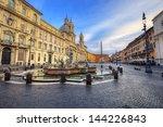 Piazza Navona  Rome. Italy
