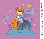 a fairy tale about a boy  a...   Shutterstock .eps vector #1442282909