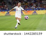 beth mead of england during the ... | Shutterstock . vector #1442285159