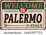 Welcome To Palermo Italy...