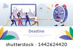 struggling with project... | Shutterstock .eps vector #1442624420
