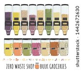 Zero Waste Shop. Bulk Grocerie...