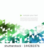 abstract template background... | Shutterstock .eps vector #144282376