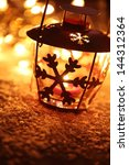 Lantern With Snowflake With...