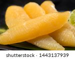 Stock photo fresh and delicious herring dishes 1443137939