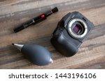 Digital Camera Sensor Cleaning...