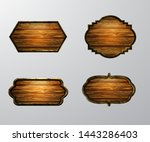vector realistic illustration...   Shutterstock .eps vector #1443286403