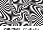 abstract twisted illusion...   Shutterstock .eps vector #1443317519