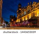 manchester  england  uk   july...   Shutterstock . vector #1443653039