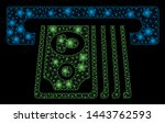 bright mesh atm insert cash... | Shutterstock .eps vector #1443762593