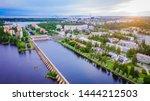 Oulu Finland Aerial  landscape photos