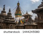Swayambhunath Is An Ancient...