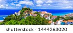 Samos Island  Scenic View Of...