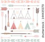 americké,starověké,archer,šipka,aztécký,pozadí,pozadí,kempování,kolekce,barva,kultura,designový prvek,směr,kresba,prvek