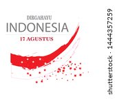 17 August. Indonesia Happy...