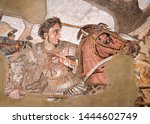 Fragment Of Ancient Roman...