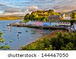 View On Portree Before Sunset ...