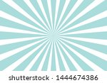 blue sunburst pattern... | Shutterstock .eps vector #1444674386