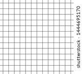 seamless black and white cell...   Shutterstock .eps vector #1444695170