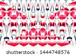 colorful abstract pattern for... | Shutterstock . vector #1444748576