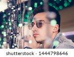 confident handsome man in...   Shutterstock . vector #1444798646