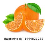 Composition with tangerines...