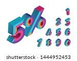 5  sale. 0  1  2  3  4  5  6  7 ... | Shutterstock .eps vector #1444952453