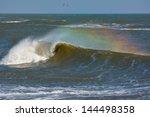 Big Wave Breaking   Summer...