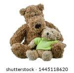 Bear Baby Doll Sitting On...