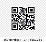 qr code scanner vector template ...