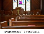 Stained Glass Windows In Small...
