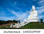 Big Guan Yin Statue At Wat Huai ...