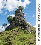View From The Fairy Glen On Th...