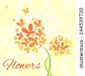 color sketch spring colors | Shutterstock .eps vector #144539720