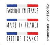 Made In France  Fabriqu  En...