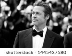 cannes  france   may 21  brad... | Shutterstock . vector #1445437580