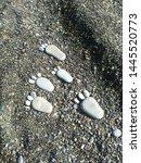 Five Feet Of Stones Go Towards...