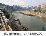 chongqing  china   march 20 ... | Shutterstock . vector #1445559200