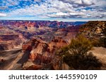 View From The South Rim  Of The ...