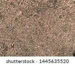 red small hard stones. nature... | Shutterstock . vector #1445635520