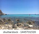 Lampedusa Island  Sicily  Ital...