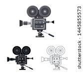 vector illustration of... | Shutterstock .eps vector #1445855573