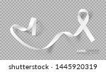 lung cancer awareness month.... | Shutterstock .eps vector #1445920319