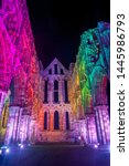 Whitby Abbey Illuminations At...